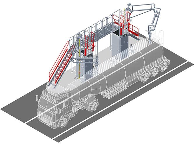 АСН-8ВГ модуль Ду100 2/2 (2АСН-15В1) (правый или левый)